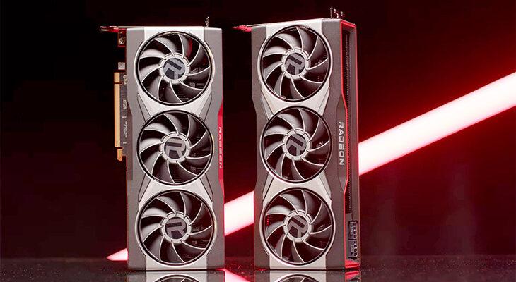 RX 6900 XT и RX 6800 XT