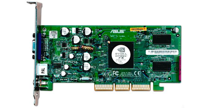 NVIDIA GeForce FX 5200