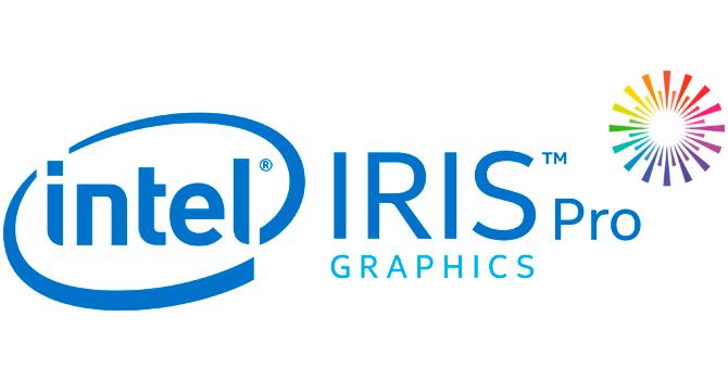 Intel Iris Pro Graphics