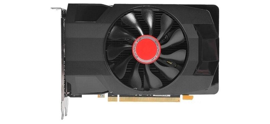 AMD RX 550X